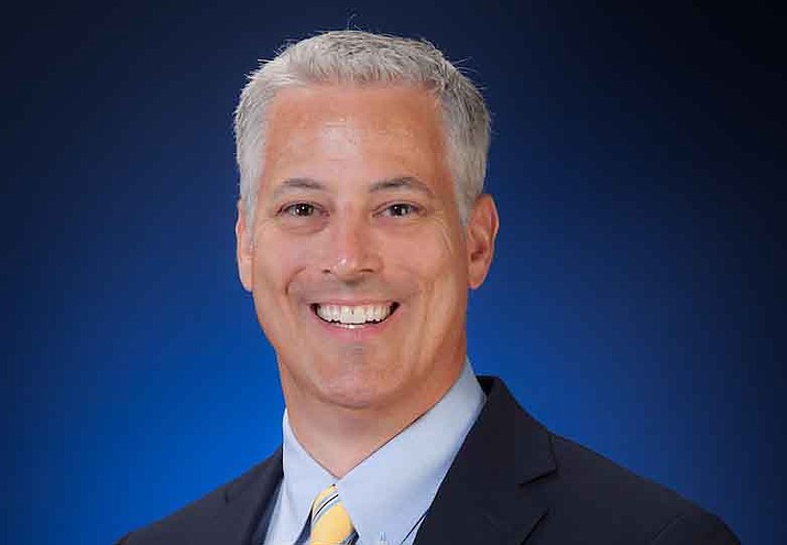 Dr. Tim Holt is Embry-Riddle Aeronautical University's new Dean of Aviation at the Prescott campus. 