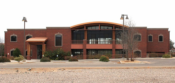 The City of Cottonwood is considering purchasing a space on Main Street to consolidate a significant portion of its departments and services.  The property at Riverfront Commons is currently owned by Northern Arizona Healthcare.  VVN/Kelcie Grega