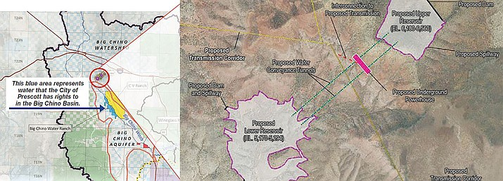 Questions concerns arise over proposed hydroelectric plant Chino
