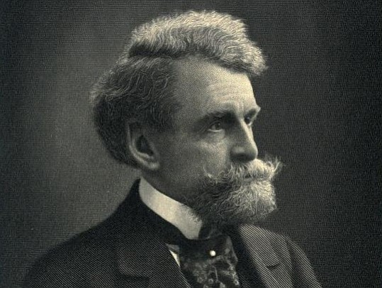 William A. Clark portrait. (Courtesy)