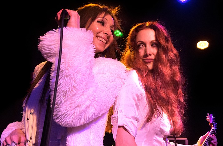 Zepparella shows replicate the nuance and detail of Zeppelin's catalog while honoring the powerful improvisational journeys for which Zeppelin shows were renowned.