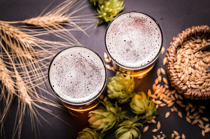 Arizona's first barley malt house is slated to open in the Verde River Valley this month, supplying a key beer ingredient grown with water pulled from an overworked river that is crucial to metro Phoenix's water supply. (Stock art)