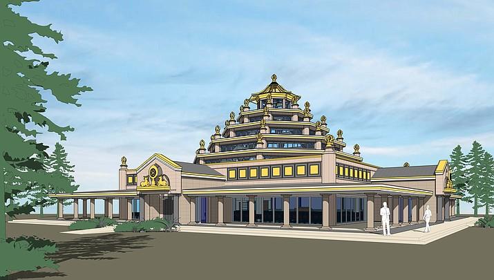 Kadampa Retreat Center to break ground on new temple March 22