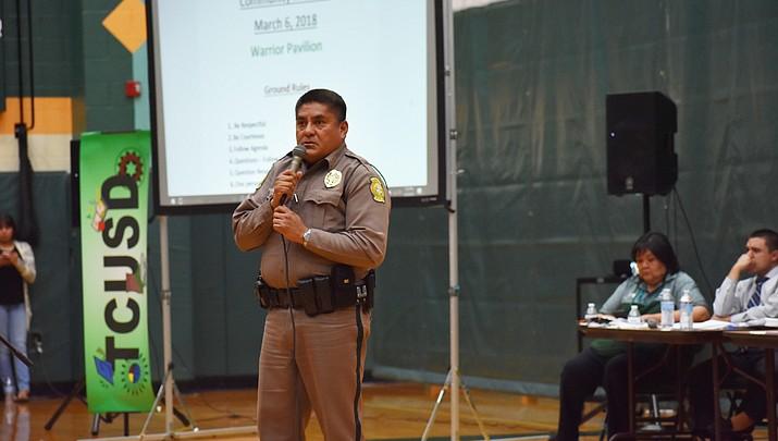 Tuba City and Moencopi tackle school gun threats