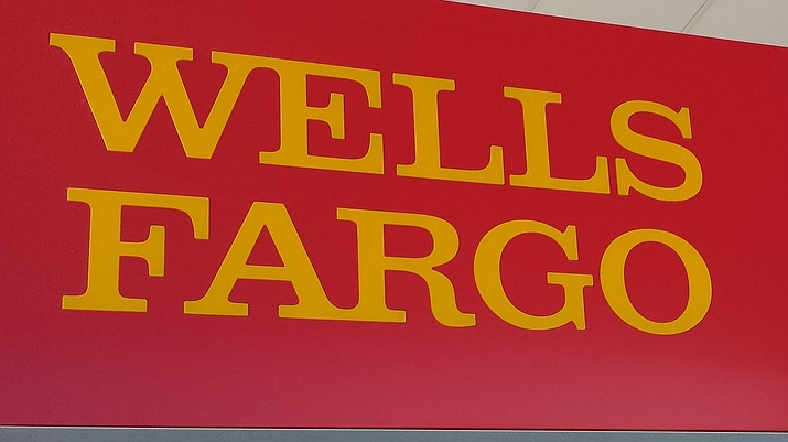 The Wells Fargo branch downtown, 302 E. Beale St., will close at noon June 13, the manager confirmed Tuesday. (By Gabriel Vanslette, CC BY 3.0, https://commons.wikimedia.org/w/index.php?curid=56961238)
