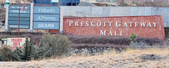 The Prescott Gateway Mall has recently been sold to the Kohan Retail Investment Group out of New York. (Les Stukenberg/Courier)