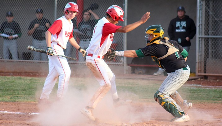 Mistakes costly as Marauders fall to Greenway