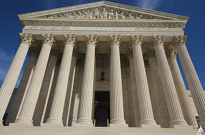 The U.S. Supreme Court (WikiMedia/Courtesy)