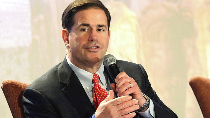 Arizona Gov. Doug Ducey (AP File Photo/Bob Christie)