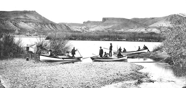 Family of Powell expedition mapper donates artifacts to Grand Canyon
