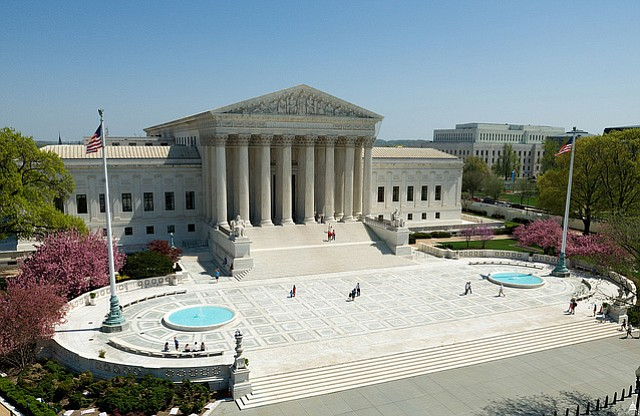 The U.S. Supreme Court rejected a bid by Arizona to deny driver's licenses to Deferred Action for Childhood Arrivals (DACA) recipients. (Photo/Architect of the Capitol)