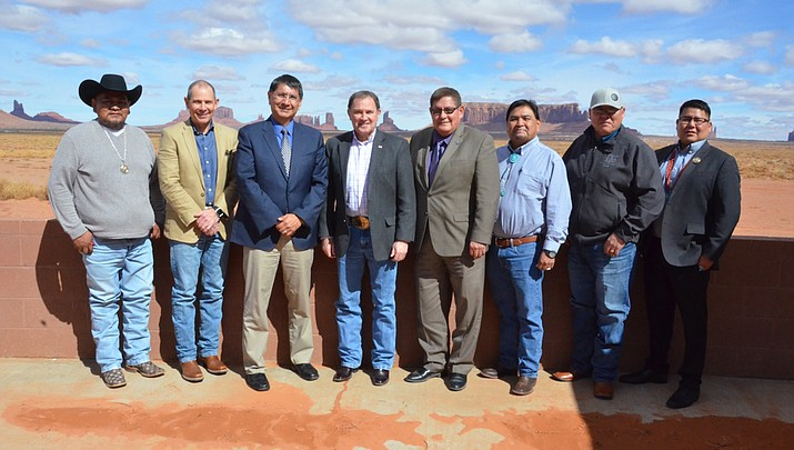 Navajo Nation, Utah governor and congressman pledge  to develop solutions for Bears Ears National Monument