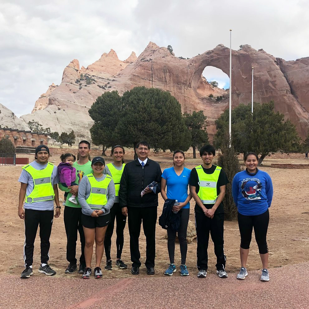 Bears Ears Prayer Run Alliance completes run to Utah March ...