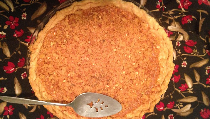Cooking With Diane: Peanut Butter Pie