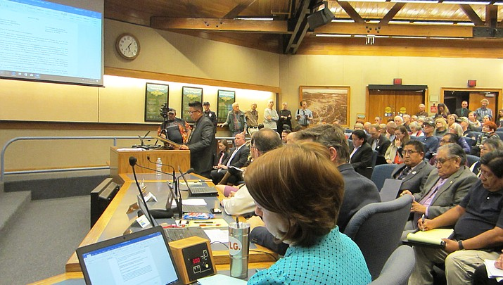 Hopi ask Feds and State to fulfill land promise