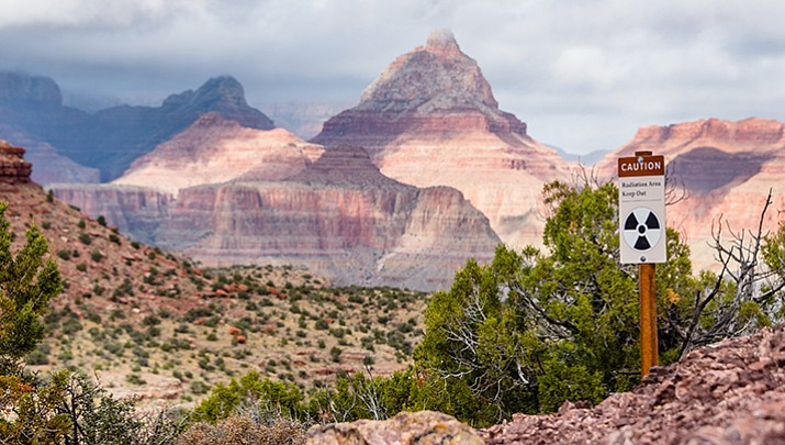 Uranium in Canyon Country: Part 1 of 2: Supreme Court asked to overturn decision on Grand Canyon uranium  mining