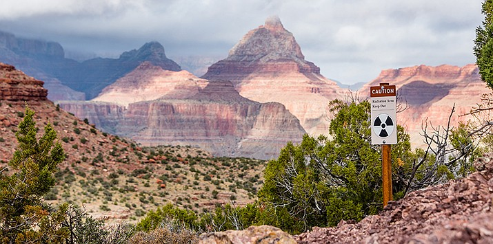 Mining industry groups are asking the U.S. Supreme Court to overturn a Ninth Circuit decision upholding a 2012 uranium mining ban around Grand Canyon. (Blake McCord/Grand Canyon Trust)