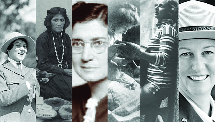 Wonder, woman: Remarkable women in Grand Canyon's history