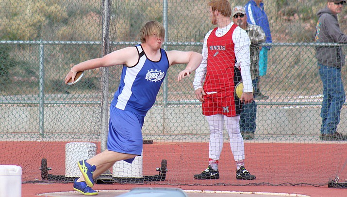Camp Verde track returns from spring break, eyes State spots