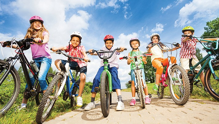 Free Bike Rodeo promotes helmets, safety