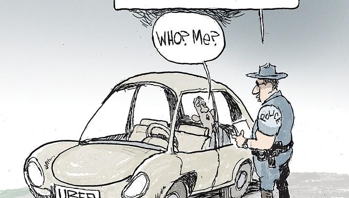 Editorial Cartoon | March 23, 2018