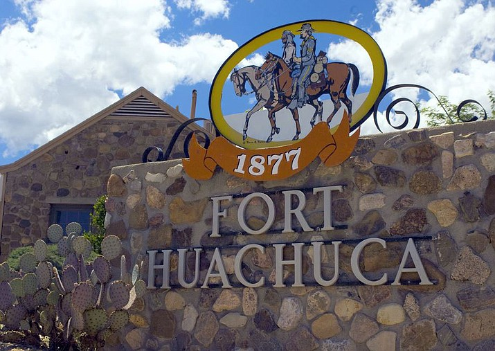 The Mountain View Officer's Club at Fort Huachuca has received a $500,000 grant. Betsy Fahlman, author and professor of art history at Arizona State University, came to Mohave Community College in February to talk about the remarkable story of Fort Huachuca.