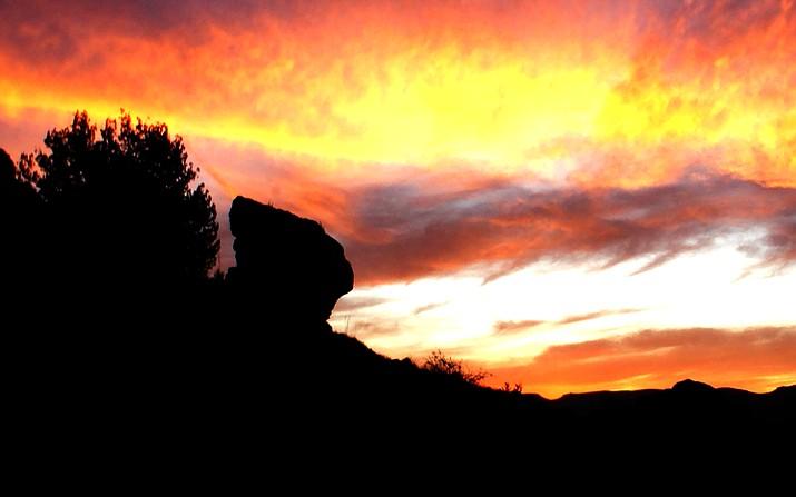 Dena Crill: Montezuma Sunset