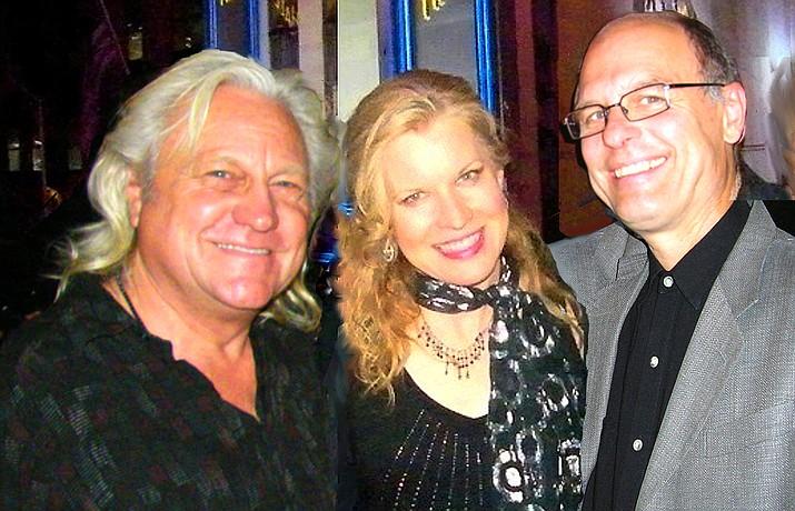 "Robin Miller, Susannah Martin & Steve Sandner ""Motown Fever"" performs at the Majestic Theatre in VOC on Sat. April 7th. Photo courtesy Al Comello and Susannah Martin."