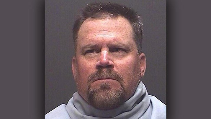 Former University of Arizona assistant track coach Craig Carter. (Pima County Sheriff's Office)