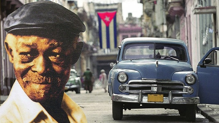 "The award-winning and Oscar-nominated documentary ""Buena Vista Social Club"", by lauded German filmmaker Wim Wenders, follows renowned guitarist Ry Cooder and his son, Joachim, as they travel to Cuba and assemble a group of the country's finest musicians to record an album."