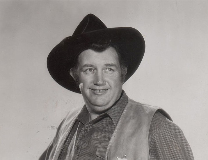 Actor Andy Devine (Courtesy/Phippen)