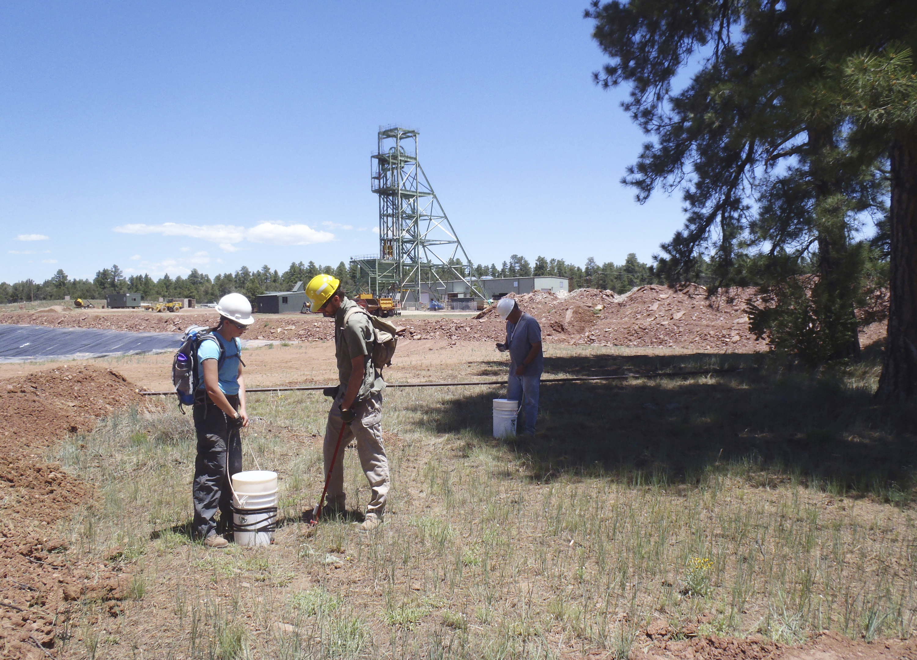 Uranium in canyon country who benefits from uranium mining grand canyon news grand canyon az - Geological survey and mines bureau ...
