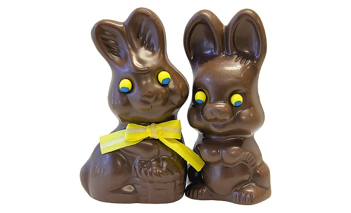 In one national survey of some 1,300 adults, conducted by TopCashBack.com, just under 50 percent considered the chocolate Easter bunny as a staple of Easter baskets, with 73 percent spending between $1 and $50 on Easter gifts, including Easter egg hunts.