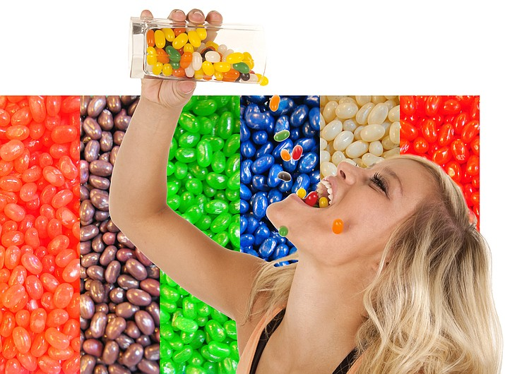 What are Americans' favorite jelly bean flavors? National sales data over the last decade and surveys of more than 12,000-candy customers, licorice is still the fave flavor in Alaska, Colorado, Kentucky, Minnesota, New Jersey, North Carolina, North Dakota and Tennessee, and third place in Alabama. In Arizona buttered popcorn is the most popular, with the state in sync with Arkansas, California, Connecticut, Georgia, Michigan, Missouri, New York, Ohio and Texas.