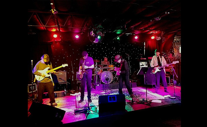 The band, consisting of Tommy Acosta on bass guitar and vocals, Dave Rentz on percussion, J.R. Robusto on lead guitar and Chicky Brooklyn on rhythm guitar and lead vocals plays only original tunes written by Acosta and Brooklyn.