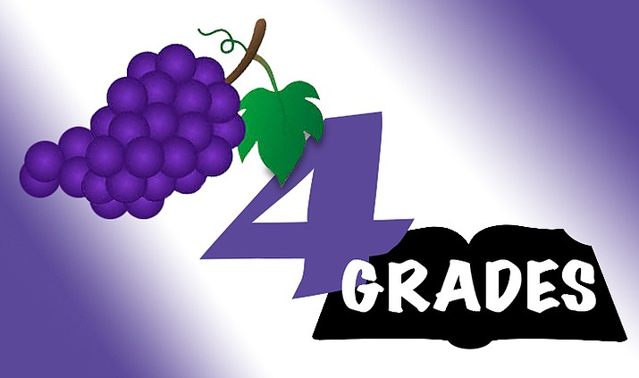 "Prescott Frontier Rotary's 13th annual ""Grapes-4-Grades"" benefit will be held on June 24, 2018 at Watters Garden Center. All proceeds from the garden party fundraiser will go directly to Rotary causes and the Prescott Unified School District's 21st Century Grant Summer Program. The event will feature the Steve Annibale jazz trio, 12 different wines and artisan beers available for tasting, and hors d'oeuvre catered by El Gato Azul."