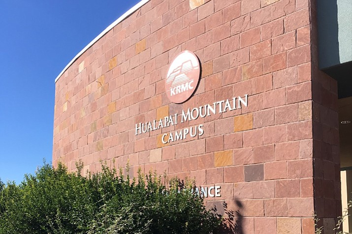 ingman Regional Medical Center is inviting the public to a Hualapai Mountain Campus Open House 5:30-7:30 p.m. April 12, 3801 Santa Rosa Drive. (Google Street View photo)