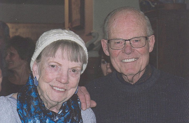Douglas and Sandra Oldfield