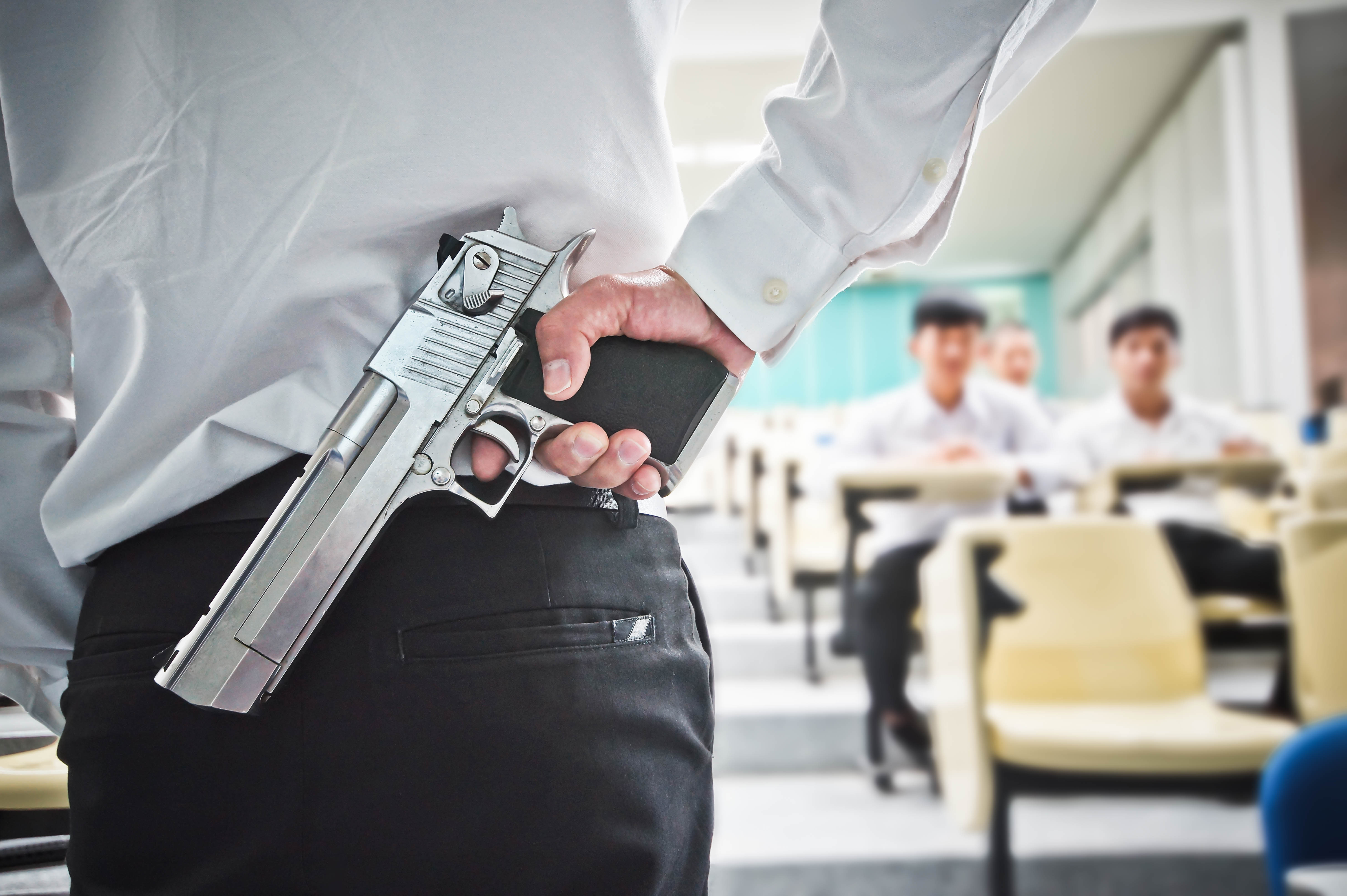Arizona GOP lawmakers want armed teachers in school safety ...