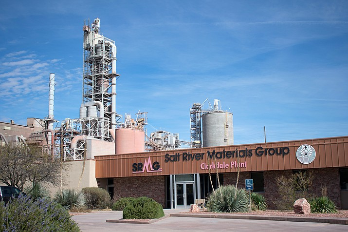 The plant was built in 1959 by American Cement Corporation after the company was awarded a contract to supply materials for the Glen Canyon Dam near Page. VVN/Halie Chavez