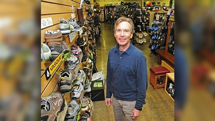 Dave Wheeler, owner of Manzanita Outfitters, is closing store in the Depot Marketplace shopping center. (Courier file photo)