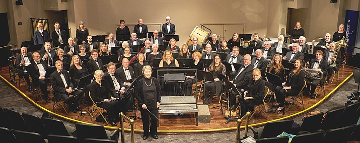 The Central Arizona Concert Band (Joe Cotten/courtesy)