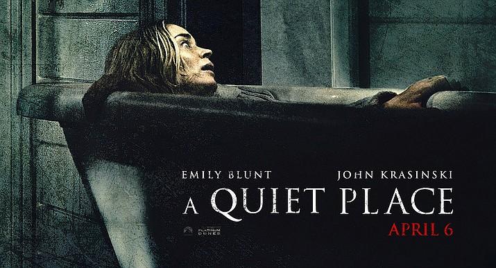 """""""A Quiet Place"""""""