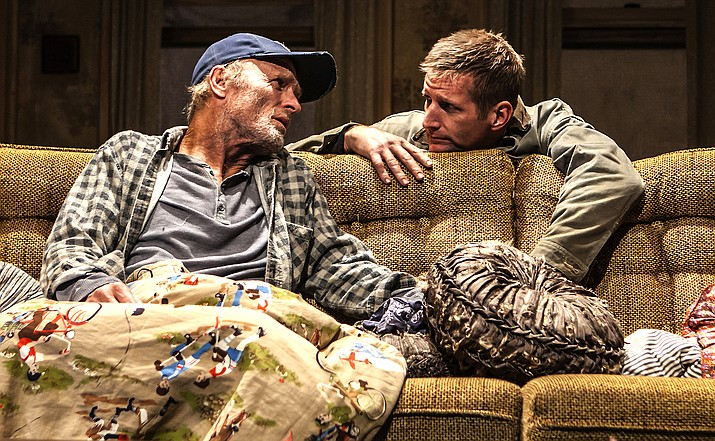 "'Buried Child"" is a wildly poetic and cuttingly funny take on the American family drama gleefully pulls apart the threadbare deluded visions of our families and our homes."