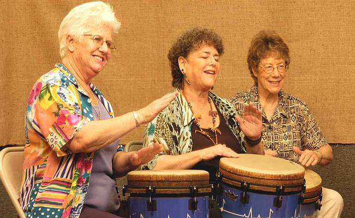 In this highly interactive drumming program, the group will be guided through a variety of fun and engaging rhythm games that are sure to connect everyone at heart, bring smiles, inspire creativity and a feeling of community.