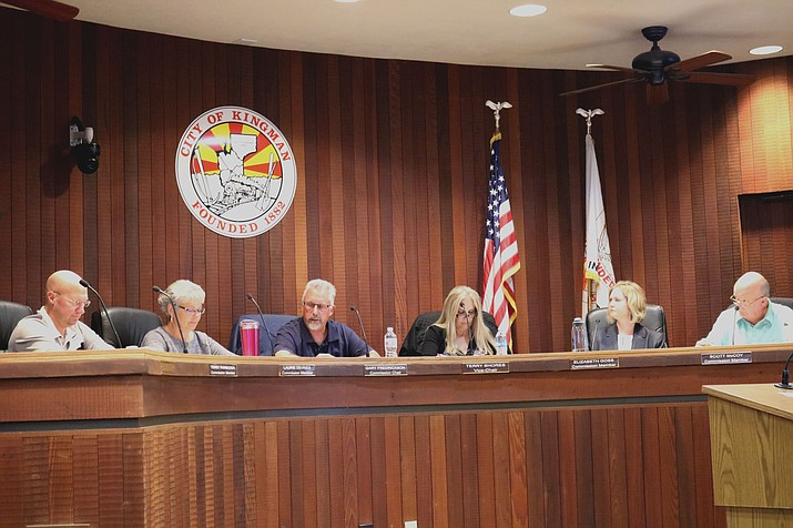 The Planning and Zoning Commission will meet today at 5:30 p.m. in Council chambers, 310 N. Fourth St.