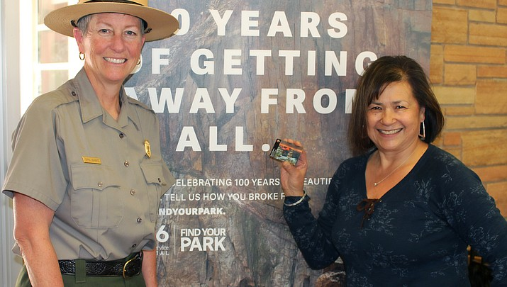 Local photographer Ronnie Tierney wins Grand Canyon annual pass contest