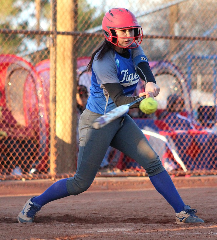 Academy's Randa Short was 2-for-3 with three RBIs, a triple and two runs scored in game one of a doubleheader Tuesday against Tonopah Valley.