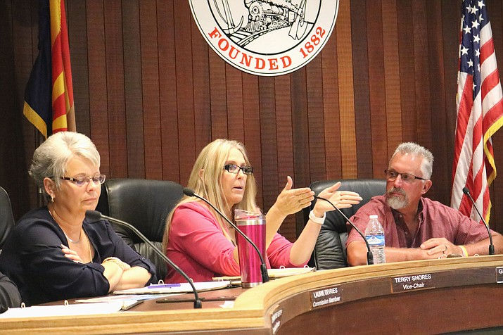 The Planning and Zoning Commission instructed staff to draft multiple text amendments regarding tiny home construction at its Tuesday meeting.