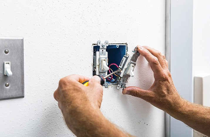 How to avoid electrical mishaps around the house | The Daily Courier ...